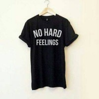 KAOS NO HARD FEELINGS(S,M,L,XL)