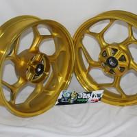 harga Velg Axio Gold Yamaha Vixion,nvl,r15 4,5-3 Inch Tokopedia.com