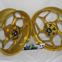 harga Velg Axio Gold Honda Cb 150,nmp,verza 4,5-3 Inch Tokopedia.com