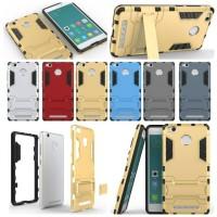 Jual Case Armor Xiaomi Redmi 3S 3 PRO Robot Silikon Hardcase Casing Cover Murah