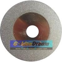 """Mata Diamond Putih Polos 100mm 4"""" Batu Potong Gerinda Cutting Disc"""