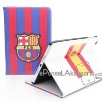 Cover ipad Mini 1/2/3 Barcelona FCB Football HARD CASE