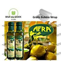 Minyak Zaitun Asli Perasan Pertama - Minyak Zaitun Afra 250ml - Bubble