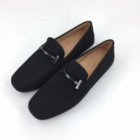 JUAL SEPATU TODS LOAFERS BLACK GOMMINO MIRROR QUALITY