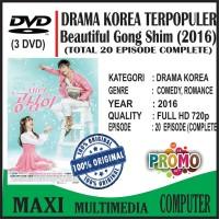 Drama Korea Beautiful Gong Shim (2016)