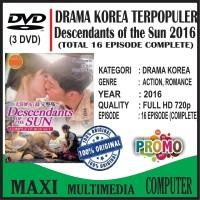 Drama Korea Descendants of the Sun 2016 Subtitle Indonesia