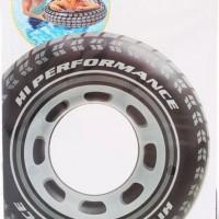 ban renang bulat intex 59252np tyre tire ring swim tube pelampung roda