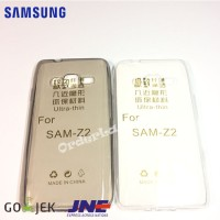 Ultrathin Samsung Galaxy Z2 / CASE / Ultra thin / Jelly / Softcase