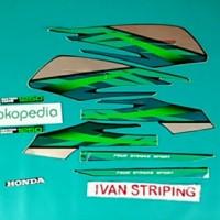 stiker motor / striping motor gl max 1997