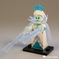 Lego Original Minifigure Ice Queen Series 16 Elsa Anna Frozen