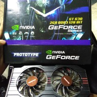 VGA Card Prototype GT630 Nvidia Gforce 2GB 128bit DDR3 Garansi 1 Tahun