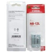 Canon NB 12L baterai for CB2LG powershot N100 G1X MARK II VIXIA mini X