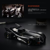 Batmobile Batman Case Unik for iPhone 5 / 5S / SE - The Tumbler
