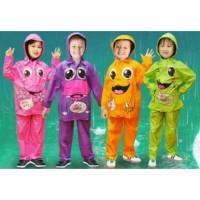 harga Jas Hujan Anak ( Jaket + Celana ) KIDO / Kid Raincoat BEST RECOMMENDED Tokopedia.com