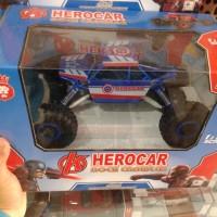RC Rock Crawler Skala 1:18 Herocar Avengers Car
