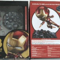 Nendoroid 543 Iron Man Mark 43 Hero's Edition + Ultron Sentries Set KW
