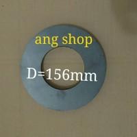 harga Magnet Diameter 156mm Tebal 2cm Magnet Speaker Magnet Ring Tokopedia.com