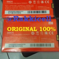 ORIGINAL Baterai Batere Batrei Xiaomi Redmi BM20 for Xiaomi Mi2, Mi2S