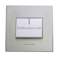 Saklar Engkel Panasonic Style Silver