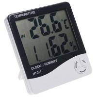 Jual Digital HTC-1 Hygrometer/Termometer/pengatur suhu ruangan Murah