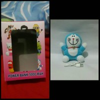 harga Powerbank Boneka Doraemon 5.000mah (packing Dus Exclusiv Logo) Tokopedia.com