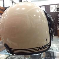 Helm Bogo JPN / Polos / HBC / Retro / Cream