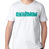 Kaos T-Shirt Rightnow