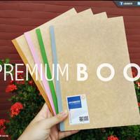 Buku Tulis Premium Expo Notebook B5 40 lbr Kokuyo Campus Locomotif