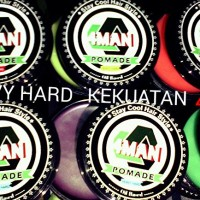 Pomade 4MAN pomed Heavy Hard