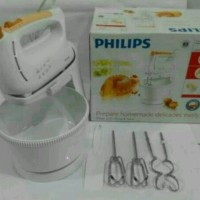 mixer com Philips Hr 1538