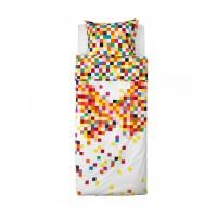 Jual Ikea Flyga ~ Sarung Quilt Katun 150x200 Cm + 1 Sarung Bantal Warna/i Murah