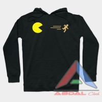 Hoodie - Sweater Mayweather Pacquiao Fight -Black -Front Logo