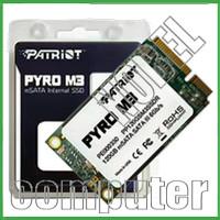 SSD Patriot Pyro M3 MSATA III 120GB
