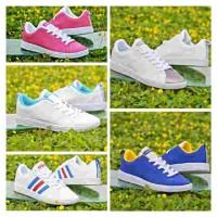 Sepatu Wanita Adidas Advantage Clean Kets Casual Sneakers Kuliah #1