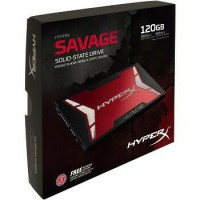 SSD KINGSTON 120GB Hyper X Savage Type SHSS37A5
