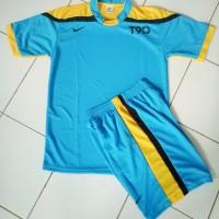 Setelan Futsal/ Jersey/ Nike T90/ Baju Bola/ Kaos Olahraga/ Team Tenis