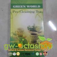 Pro Cleansing Tea Untuk Membantu Menghilangkan Jerawat