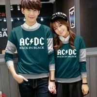 CP acdc tosca-new arrival-baju couple lengan panjang-couple remaja-MC