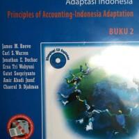 Pengantar Akuntansi adaptasi Indonesia buku 2 edisi 22
