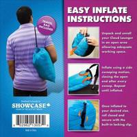 Baru Cloud Lounger Inflatable Air Sofa - Kasur Angin Tanpa Pompa murah