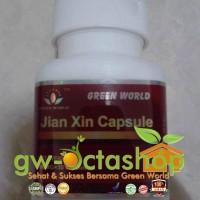 JianXin Capsule Untuk Menjaga Kesehatan Pembuluh Darah Jantung