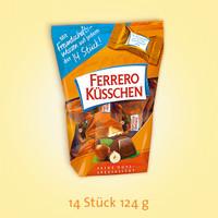 X'Mas Gift - Ferrero Kusschen 124g