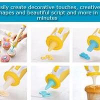 Best Product KUHN RIKON frosting deco pen / alat hias kue / cake decor