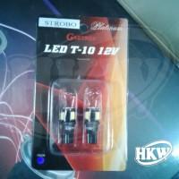 LAMPU LED SENJA GARTNER STROBO 5 SMD BIRU Limited