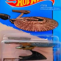 Hot Wheels Star Trek (USS VENGEANCE)