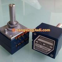 ALPS RK27 Blue Velvet 100kAx2 stereo potentiometer potensio