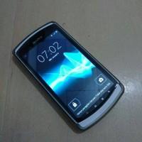 HP Sony Ericsson Xperia Neo L MT25I White Mulus Normal Batangan