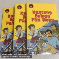 Kumpulan Cerpen Bobo - Kantong Bolong Pak Wong dan cerita lainnya