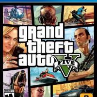 PS4 Games GTA V