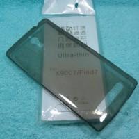 Case Ultrathin Oppo Find 7 / x9007 /Ultra Thin/Softcase/Silikon
